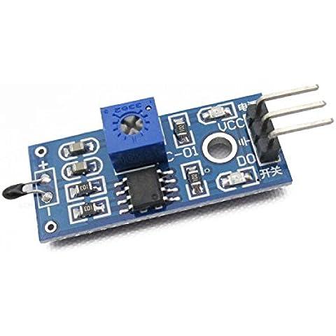 Il sensore termico del modulo del sensore di temperatura a termistore del modulo sensore termico