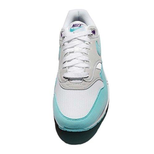 san francisco 895c8 eadd5 ... Nike Air Max 1 Anniversary Schuhe Sneaker Neu Men´s White Aqua-Neutral