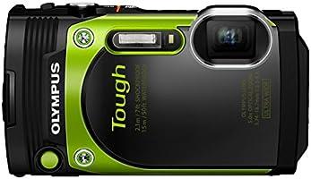Olympus TG-870 Appareil photo numérique étanche tout-terrain 16 Mpix Vert
