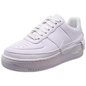Nike W Af1 Jester XX, Scarpe da Basket Donna, Bianco (White/White-Black 101), 37.5 EU