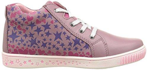 Agatha Ruiz de la Prada Alcoy, Sneakers Hautes fille Violet (B Malva/Sauvage)