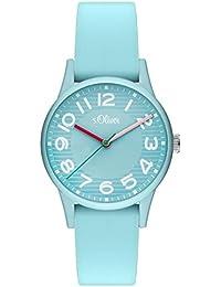 s.Oliver Damen-Armbanduhr SO-3517-PQ