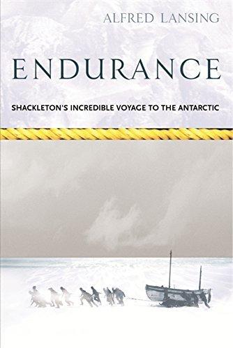 Endurance: Shackleton's Incredible Voyage to the Antarctic by Lansing, Alfred (May 4, 2000) Paperback