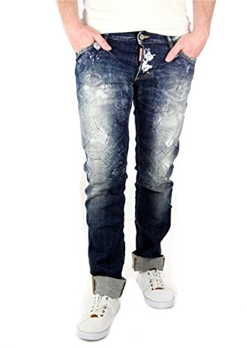 dsquared cool guy Dsquared Herren Jeans Cool Guy S71LA0855 Used Look Gr. 48