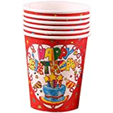 Birthday Party Child Drink Cup 10 Pcs