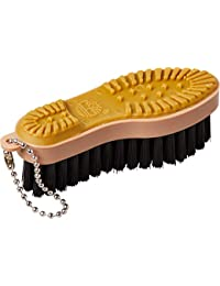 Timberland Rubber Sole Brush, Brosses à Chaussures Mixte Adulte, Marron (Brown), Taille Unique