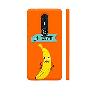 Colorpur Akela Printed Back Case Cover for Gionee A1