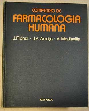 Compendio de farmacología humana por Jesús Flórez
