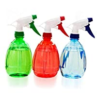 AYRSJCL 1Pc 500ml Empty Spray Bottle Plastic Water Spray For Salon Plants Pet Gardening Home Watering Canister Pressure Sprayer(Random Colour)