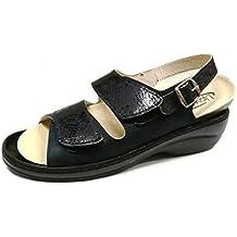 Amazon.it  scarpe donna con plantare estraibile - DAVEMA b59c7b9e9ef