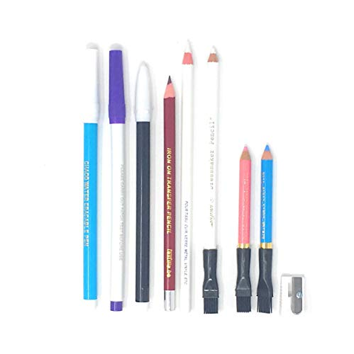 Craft it Lote 6 bolígrafos Costure - Lápiz Tela