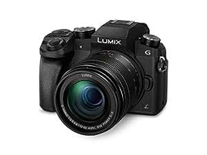 Panasonic DMC-G7MEB-K Lumix G 4K Compact System Camera