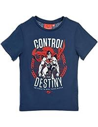 23a7729a8 Superman - Camiseta de Manga Corta - Manga Larga - para niño