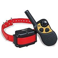 PetSafe Collier de Dressage pour Chien avec Télécommande - Rechargeable - 8 Niveaux réglables de stimulation électrostatique - Portée 250 m