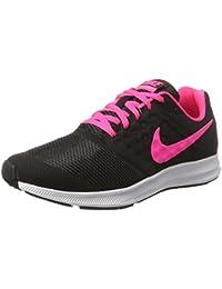 Nike damen schuhe schwarz pink