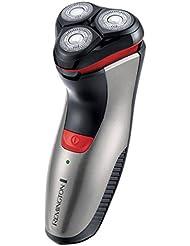 Remington PR1350 Power Series Aqua Plus rasoir rotatif avec tête de rasage ComfortPivot, système de coupe Dual-Track
