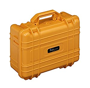 B&W International 1.3515/O Valise étanche pour Appareil Photo Anti-choc Type 30 Orange