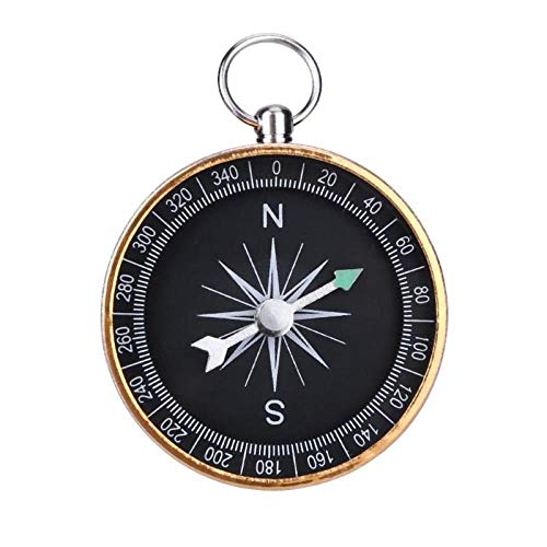 ZMK-720 Pocket Mini Wandern Camping Kompass Leichte Notfall Kompass Navigation Outdoor Mulit Kompass Geologie Tool