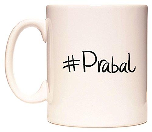 #Prabal Becher von WeDoMugs