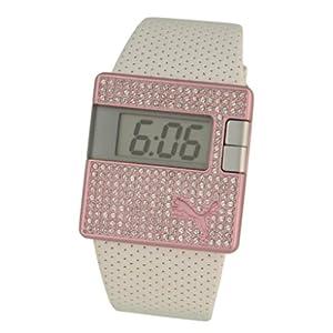 Puma A.PU910801010 Reloj de Mujer de Cuarzo, Correa de