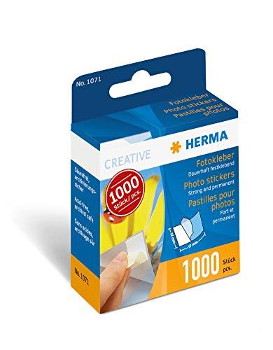 Herma-foto di colla in dispenser di cartone, contenuto: 1000pezzi ve = 5