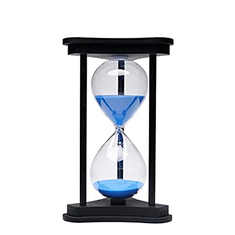 WKAIJCO Dekoration Kreativ Hourglass Timer Einfach Mode Sicherheit Haus Kind Mädchen Geschenk,D-15Minutes