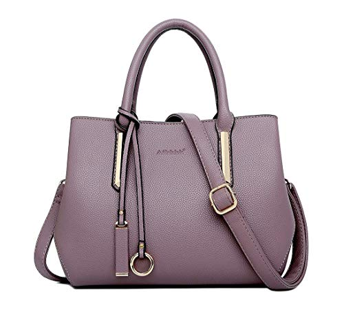 Tote Womens Große Handtasche (BLJF Womens Geldbörsen und Handtaschen Ladies Designer Satchel Tote Bag Schulter Taschen,C)
