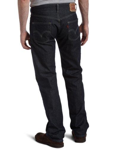 Levi's Herren 511 Slim Fit Jeans Schwarz