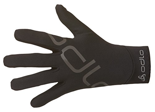 Odlo Unisex Handschuhe Intensity, black, S, 792120