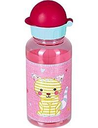 Preisvergleich für Serie Kleine Freunde Ab in den Kindergarten von Spiegelburg (Trinkflasche Katze)