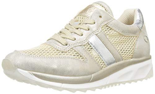 XTI Damen 49009 Sneakers, Beige, 36 EU