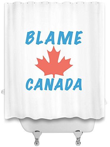Blame Canada Duschvorhänge (Drapieren South)