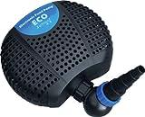 Jebao OFE-3500 Pompe de filtrage d'eau 2 entrées d'eau Écologique Certifié 3500L/H GS/CE