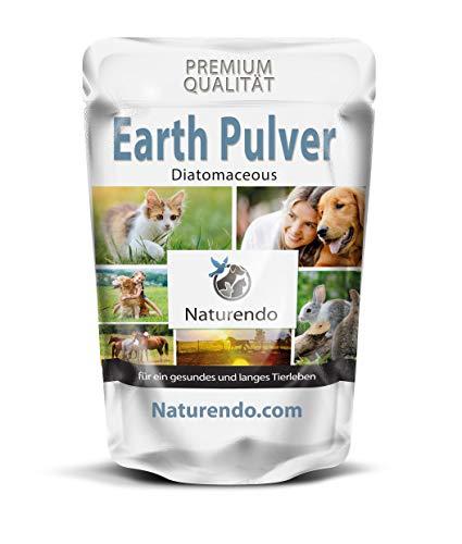 Diatomaceous Earth Pulver 1000g Kieselgur - bei Hühnern, Gänsen, Miniaturpferden, Hunden und Katzen verwendet