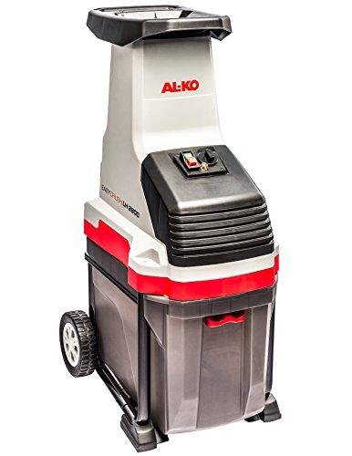 AL-KO EasyCrush LH 2800 Biotrituratore elettrico a rulli 2800watt con cesto di Raccolta.Cesto 48l polipropilene.