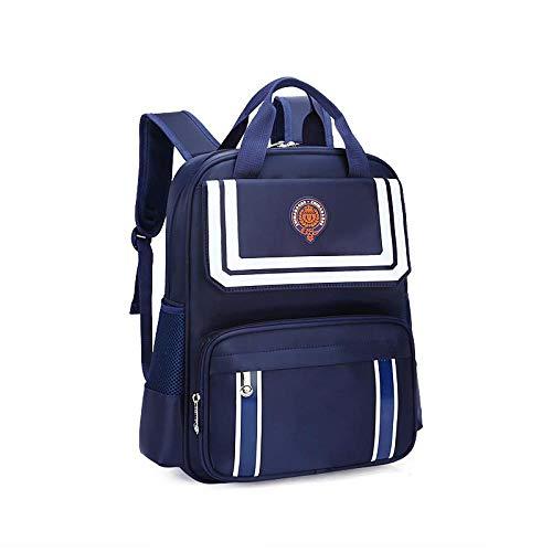 MROSWSchultaschen für Kinder,Großraum Laptop Rucksack,Wasserdicht,Verschleißfest,Mesh Atmungsaktive Schulterriemen,Nylon Stoff,Komfortabel Auf Dem Rücken -
