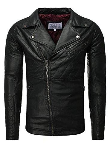 VSCT Clubwear Herren Jacken / Lederjacke Biker Leather