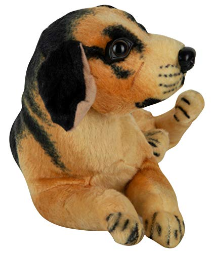 #ALPHA Fiber Filling, Stuffed Soft Dog Toys - One Piece