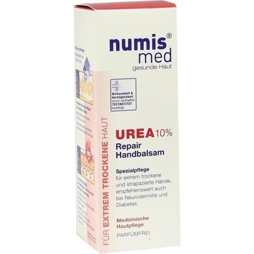 Numis med Handcreme Urea 10% 75 ml