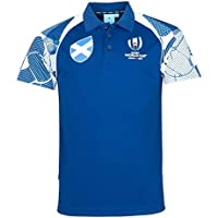 Rugby World Cup 2019 Supporter's Polo Shirt | Scotland