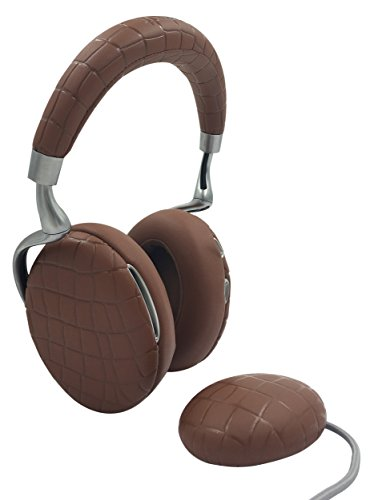 Casque bluetooth Parrot Zik 3 - Brun Croco