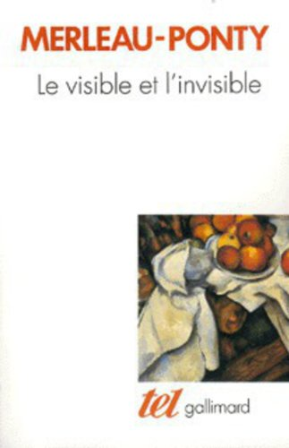 Le Visible et l'Invisible / Notes de travail