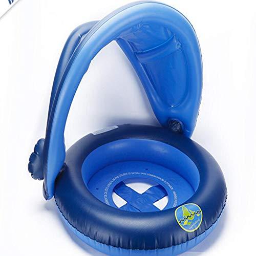 LMYG Schwimmring Kinder 0-3 Jahre Neugeborenes Baby Schwimmring Baby Schwimmring Achselring Kragenring Kreis