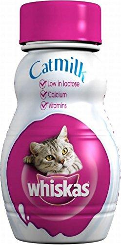 Whiskas Katzenmilch (200 ml) - Packung mit 2