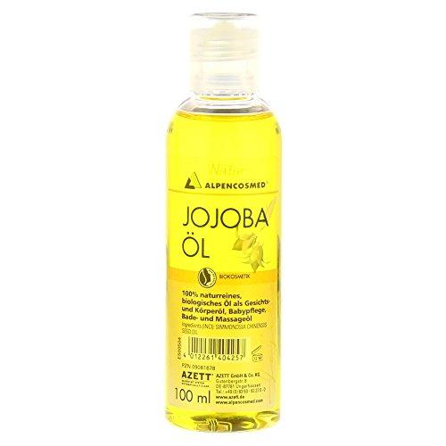 natrue Alpes COSMED Huile de Jojoba 100 ml d'huile