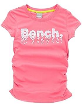 Bench Mädchen T-Shirt Sequin Corp Tee