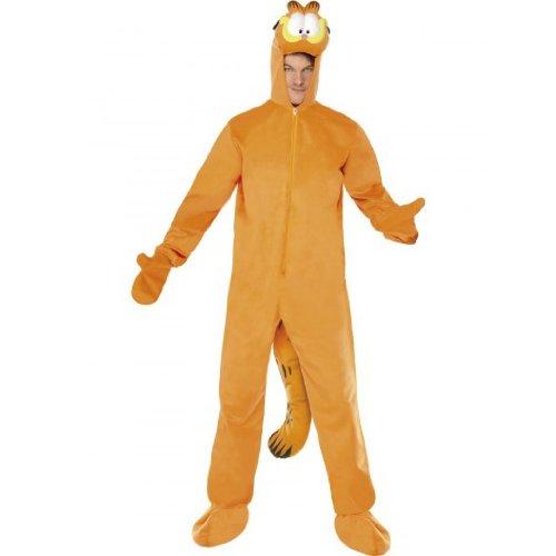 Garfield Kostüm - Garfield , Adult Fancy Dress Costume