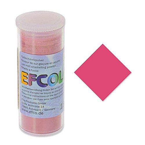 Poudre de sur-glaçure Efcolor Vieux Rose x10ml