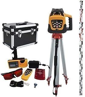 Samger Samger 1.65M Aluminum Tripod 5M Staff Kit for Auto Laser Level Construction Measuring
