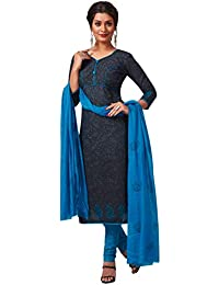d6b5f28254 Amazon.in: Greys - Dress Material / Ethnic Wear: Clothing & Accessories